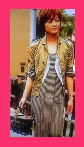西山茉希ファッション